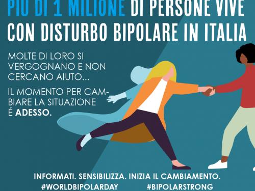 Dall'euforia alla depressione: il disturbo bipolare affligge un milione di italiani